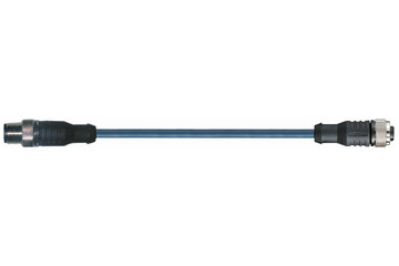 chainflex® Linking cable straight M12 x 1, CF.INI CF9