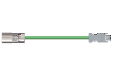 readycable® encoder cable acc. to Omron standard R88A-CRWA-xxxC-DE, base cable PUR 7.5 x d
