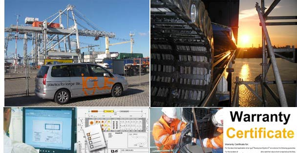 Installation, service and maintenance of complete energy supply solutions