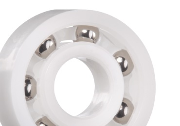 Radial ball bearings and radial deep groove ball bearings